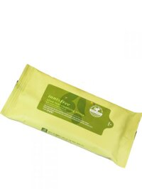 Khăn giấy tẩy trang Innisfree Olive Real Cleansing Tissue 10 miếng