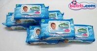Khăn giấy ướt không mùi Baby Risco 100 tờ