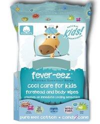 Khăn lau hạ sốt Fever-eez Cool Care Kids