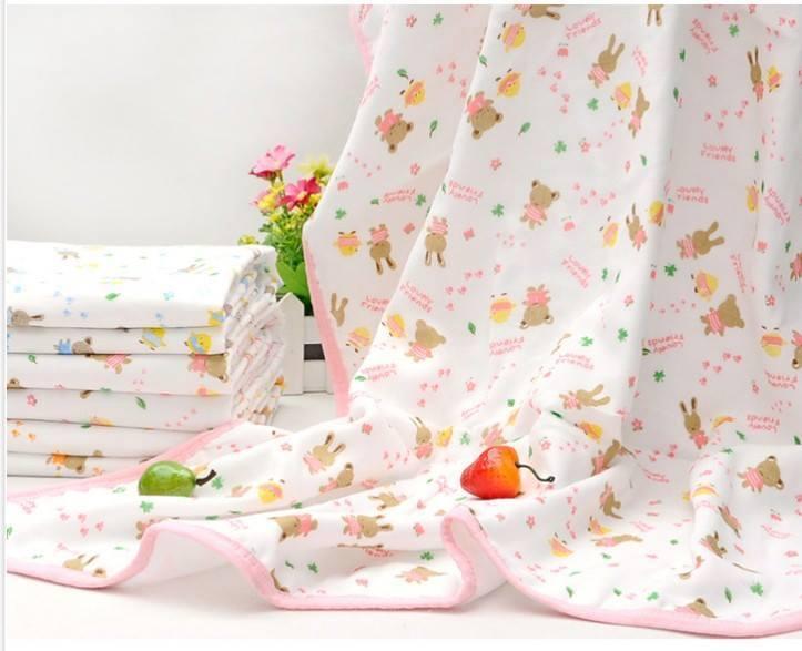 Khăn tắm xô xuất Nhật 6 lớp 90×90 cm