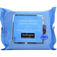 Khăn tẩy trang Neutrogena make-up remover