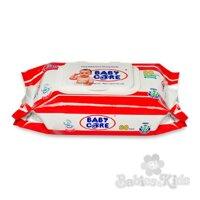 Khăn ướt Baby Care 80 tờ