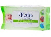 Khăn ướt không mùi Kaia - 80 tờ