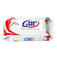 Khăn ướt mùi phấn Babycare 30 tờ