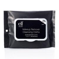Khăn ướt tẩy trang e.l.f. Studio Makeup Remover Cleansing Cloths 20 tờ