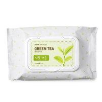 Khăn ướt Tissue Specialist Green Tea