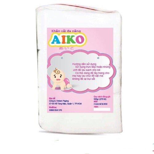 Khăn vải khô đa năng Aiko