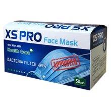 Khẩu trang y tế XS Pro 3 lớp (Hộp 50 Chiếc)