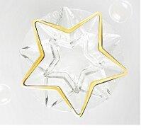 Khay Stella Vidivi 63531EM 35 cm,  mạ vàng