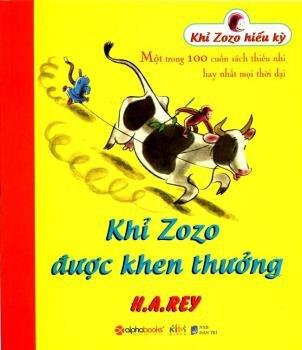 Khỉ Zozo được khen thưởng - H. A. Rey