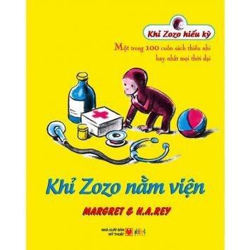 Khỉ Zozo nằm viện - Margret & H. A. Rey