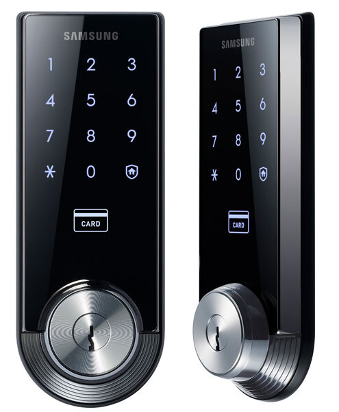 Khóa cửa điện tử Samsung SHS 3320