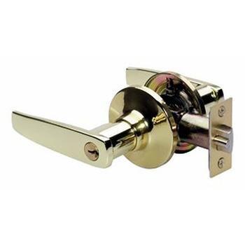 Khóa cửa tay gạt thẳng Master Lock SLL0303