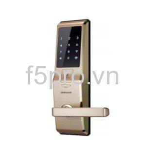 Khóa cửa vân tay Samsung SHS-H705FMG/EN