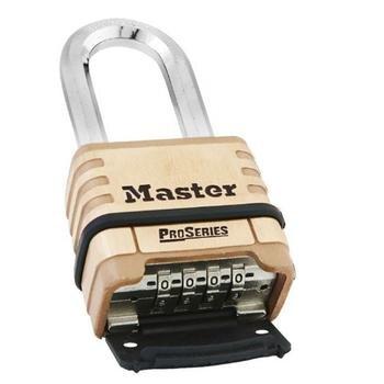 Khóa móc mở số càng dài Master 1175DLH