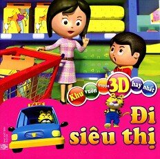 Khu Vườn Truyện 3D Hay Nhất - Đi Siêu Thị