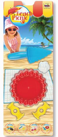Khuôn cát hình bánh bông lan Klein 2339