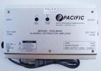 Khuyếch đại truyền hình cáp Pacific PDA-8640