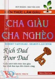 Kiến thức làm giàu: Cha giàu - Cha nghèo