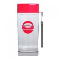 Bình đựng nước Sữa đậu nành Vinamilk 380ml - Đỏ