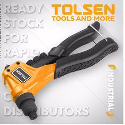Kìm bấm rive kim loại Tolsen 43099
