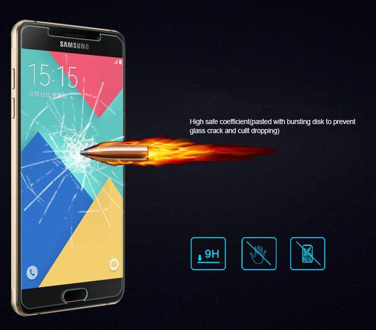Kính cường lực Samsung A9 hiệu Nillkin