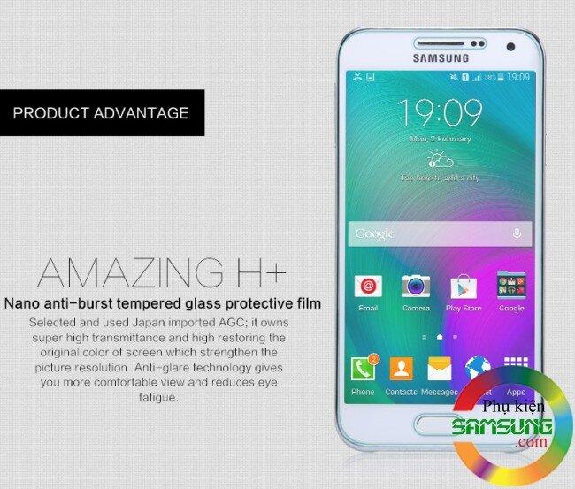 Kính cường lực Samsung Galaxy E7-E700