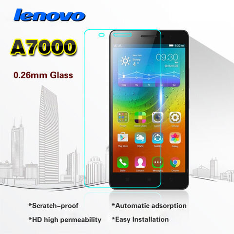 Kính cường lực TEMPERED GLASS lenovo A7000