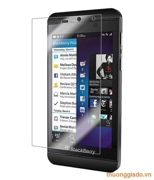 Kính cường lực TEMPERED GLASS BlackBerry Z10