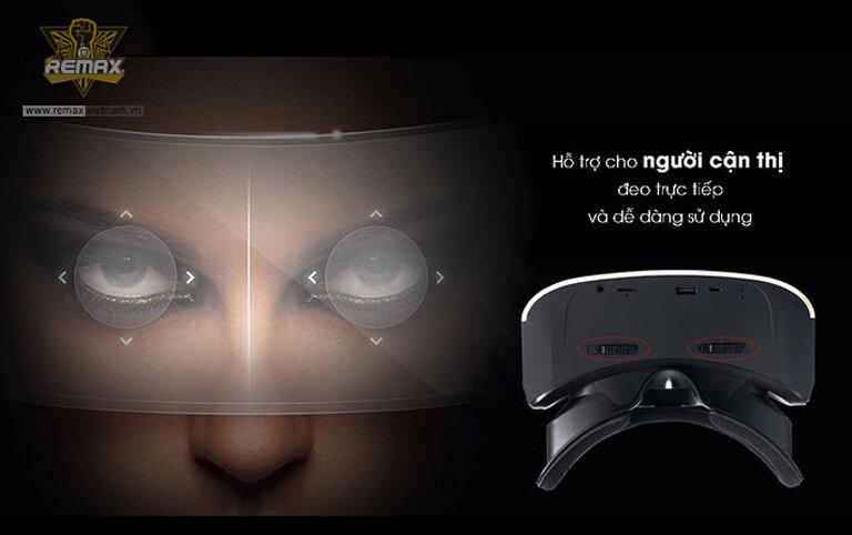 Kính thực tế ảo VR Remax RT-V03