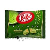 Kitkat Trà xanh Gói 12 cái