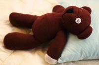 Gấu bông Mr Bean
