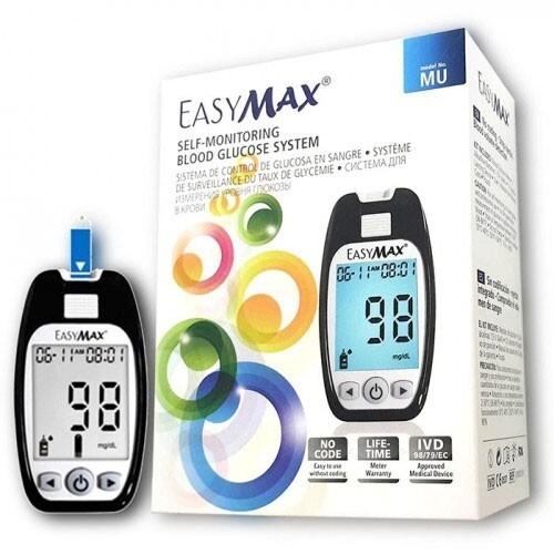 Máy đo đường huyết EasyMax MU