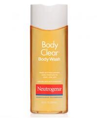 Sữa tắm trị mụn Neutrogena Body Clear Body Scrub 250ml