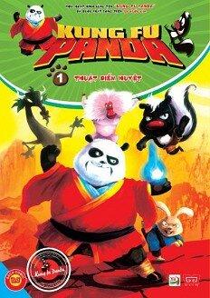 Kung Fu Panda (Tập 1)