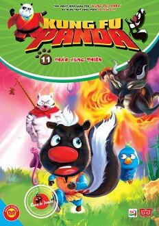 Kung Fu Panda (Tập 11)