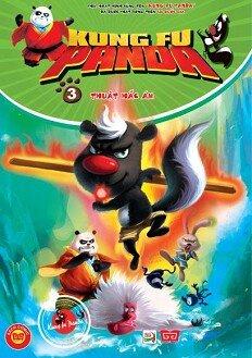 Kung Fu Panda (Tập 3)