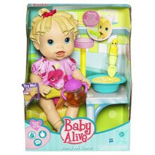 búp bê baby alive baby all gone