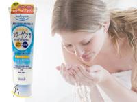Sữa rửa mặt Kose Softymo Collagen 220g