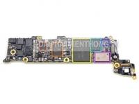 CPU A6 iphone 5
