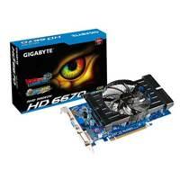 Card đồ họa (VGA Card) Gigabyte GV R667D3-2GI - Radeon HD 6670, 2GB, DDR3, 128 bit, PCI-Express 2.1