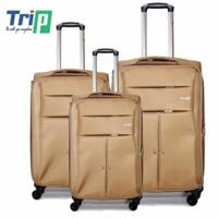 Bộ 3 Vali vải TRIP P030