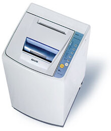 Máy giặt Sanyo ASW-68S1T (H) - Lồng đứng, 6.8 Kg