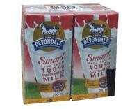 Sữa tươi Devondale ít béo - hộp 200ml (24 hộp /thùng)