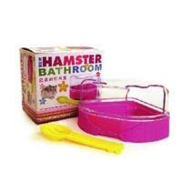 Phòng tắm Hamster AL120 - tím
