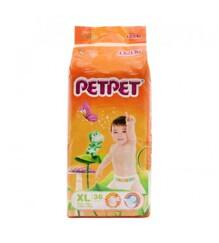 Bỉm - Tã dán Petpet XL36 (36 miếng)