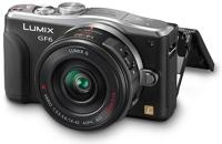 Máy ảnh Mirror Less Panasonic Lumix  DMC-GF6KGC - 16 MP