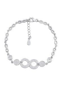 Lắc bạc nữ Bạc Ngọc Tuấn Q91LAU000113