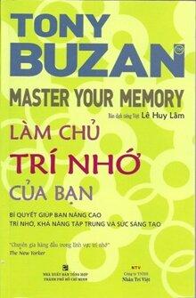 Làm chủ trí nhớ của bạn - Tony Buzan