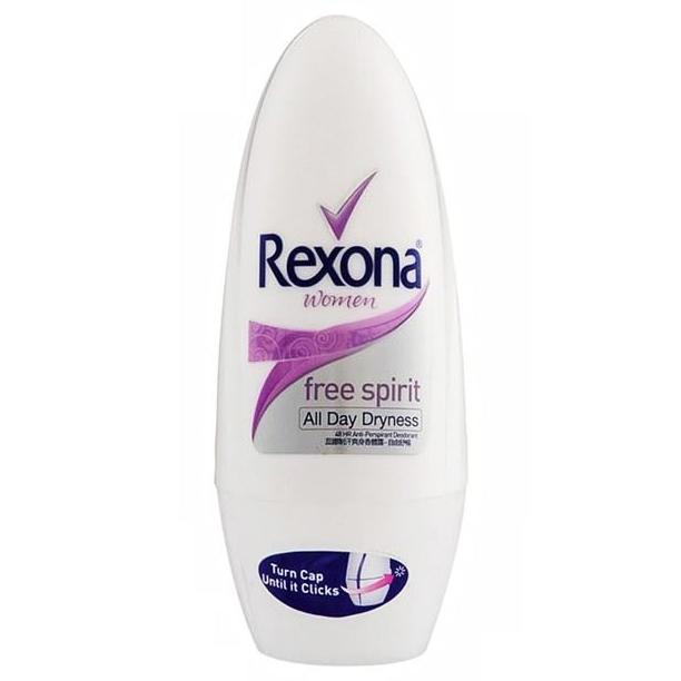 Lăn khử mùi Rexona Free Spirit 40ml